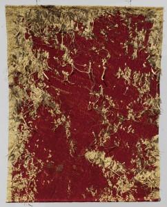 Fougère page d'écriture - 180x360 - tapisserie haute lice