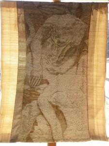 Laos - 140x110 - tapisserie haute lice