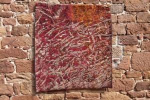 Racines - tapisserie haute lice