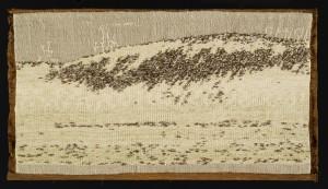 Dune - 75x45 - tapisserie haute lice