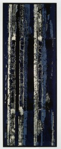 Saline - 115x42 - tapisserie haute lice