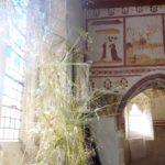 envolée de lin chapelle st Julien